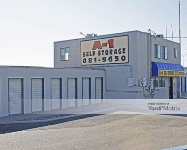 Storage Units for Rent available at 4700 Osuna Road NE, Albuquerque, NM 87109 Photo Gallery 1