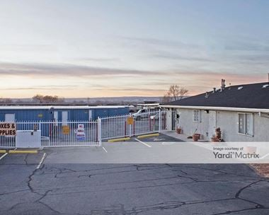Storage Units for Rent available at 255 South Hill Road, Bernalillo, NM 87004