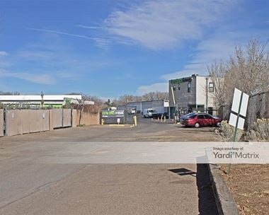Storage Units for Rent available at 875 West San Mateo Road, Santa Fe, NM 87505