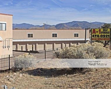 Storage Units for Rent available at 1224 Rodeo Road, Santa Fe, NM 87505
