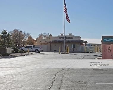 Storage Units for Rent available at 6500 Paradise Blvd NW, Albuquerque, NM 87114