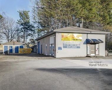 Image for Securely Stored Mini Storage - 1104 North Reynolds Road, AR