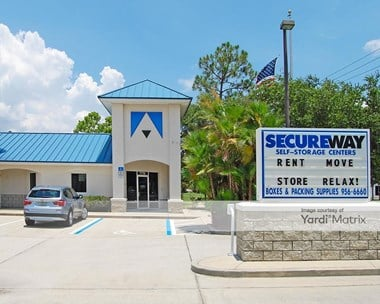 Storage Units for Rent available at 7770 Ellis Road, West Melbourne, FL 32904 Photo Gallery 1