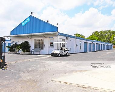 Storage Units for Rent available at 295 Kitty Hawk, Universal City, TX 78148
