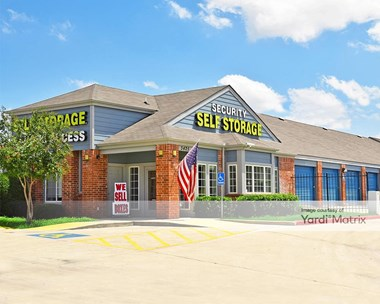 Image for Security Self Storage - 3425 Thousand Oaks Drive, TX