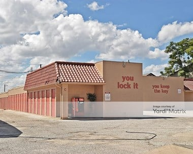 Image for Spacesavers Self Storage - 2331 Goliad Road, TX