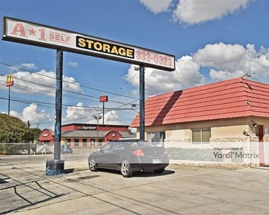 Image for A - 1 Self Storage - 142 South WW White Road, TX