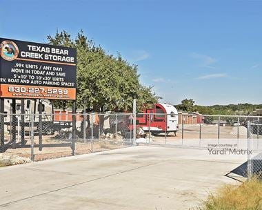 Storage Units for Rent available at 1936 FM 2722, New Braunfels, TX 78132
