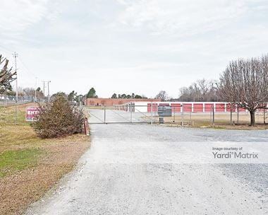 Storage Units for Rent available at 214 West Martin Street, Benson, NC 27504