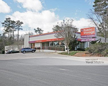Image for Public Storage - 8733 Glenwood Avenue, NC