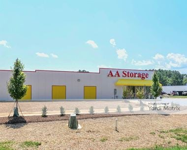 Storage Units for Rent available at 120 East Industry Drive, Oxford, NC 27565