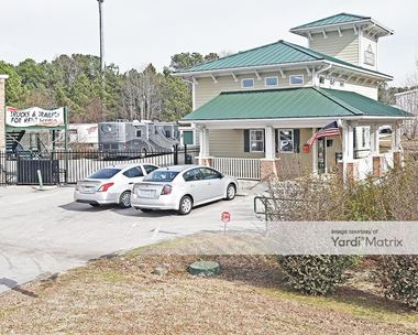 Storage Units for Rent available at 4000 Tryon Road, Raleigh, NC 27606 Photo Gallery 1