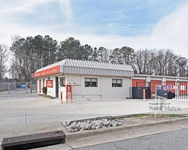 Storage Units for Rent available at 309 US Highway 70 East, Garner, NC 27529 Photo Gallery 1