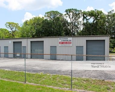 Storage Units for Rent available at 2529 Magnolia Avenue, Sanford, FL 32773 Photo Gallery 1