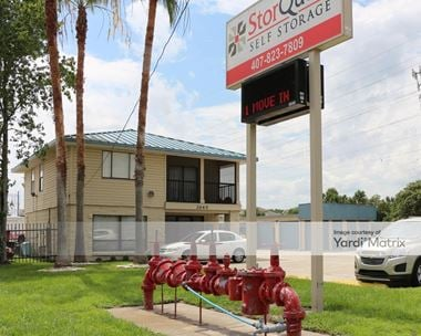 Storage Units for Rent available at 3040 South Goldenrod Road, Orlando, FL 32822