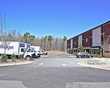 Storage Units for Rent available at 180 Newspaper Way, Holly Springs, NC 27540