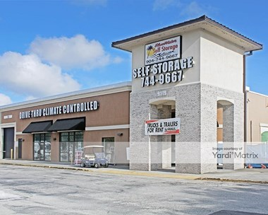 Image for Midgard Self Storage - 9119 Merrill Road, FL