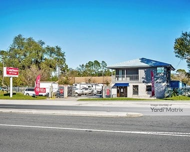 Storage Units for Rent available at 2383 Mayport Road, Atlantic Beach, FL 32233 Photo Gallery 1