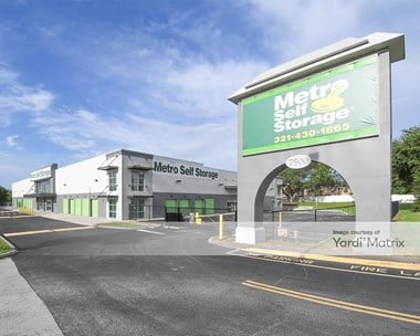 Image for Metro Self Storage - 7500 West Colonial Drive, FL