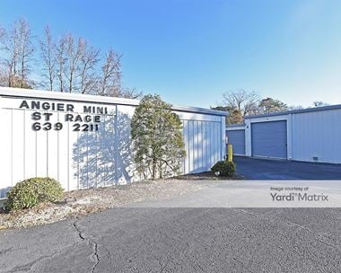 Storage Units for Rent available at 400 West Depot Street, Angier, NC 27501