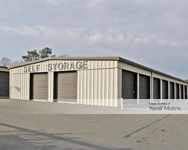 Image for Brassfield Self Storage - 4528 Hillsborough Road, NC