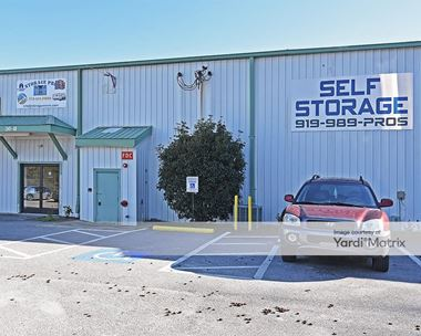 Storage Units for Rent available at 36 East Edgerton Street, Smithfield, NC 27577