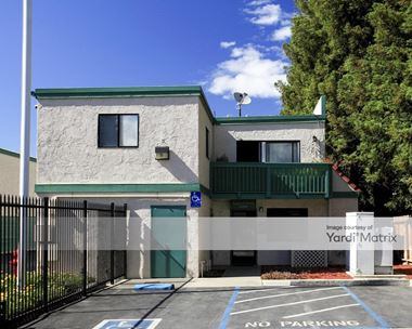 Storage Units for Rent available at 895 Thornton Way, San Jose, CA 95128