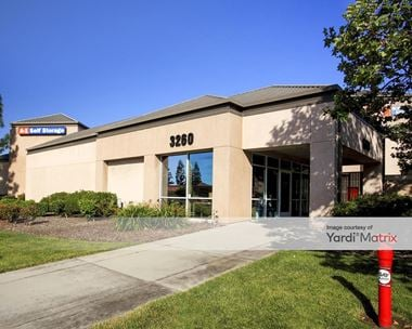 Storage Units for Rent available at 3260 South Bascom Avenue, San Jose, CA 95124