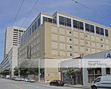 Storage Units for Rent available at 1475 Mission Street, San Francisco, CA 94103 Photo Gallery 1