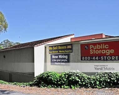 Storage Units for Rent available at 1900 El Camino Real, South San Francisco, CA 94080 Photo Gallery 1