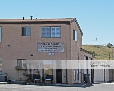Storage Units for Rent available at 125 Lombard Road, American Canyon, CA 94503 Photo Gallery 1