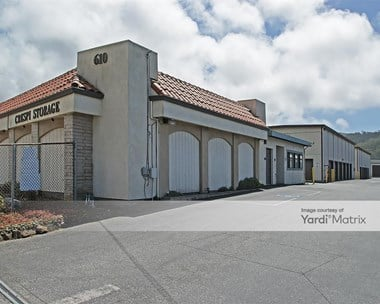 Storage Units for Rent available at 610 Crespi Drive, Pacifica, CA 94044 Photo Gallery 1