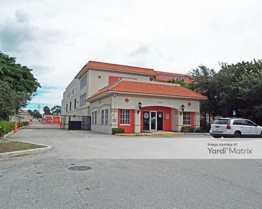 Storage Units for Rent available at 1247 45th Street, West Palm Beach, FL 33407