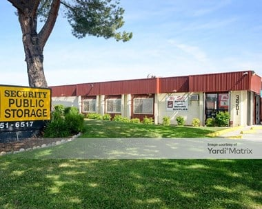 Image for Security Public Storage - 3901 Fruitridge Road, CA