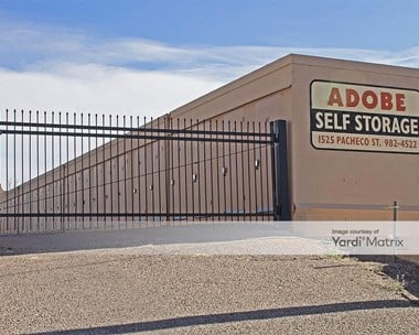 Image for Adobe Self Storage - 1525 Pacheco Street, NM