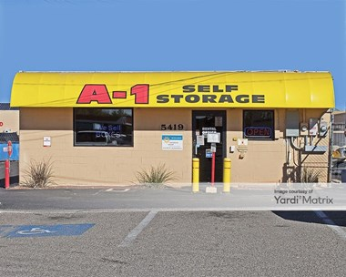 Image for A1 Self Storage - 5419 Academy Road NE, NM