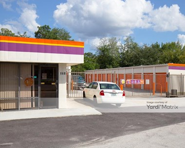 Storage Units for Rent available at 271 Blanding Blvd, Orange Park, FL 32073 Photo Gallery 1