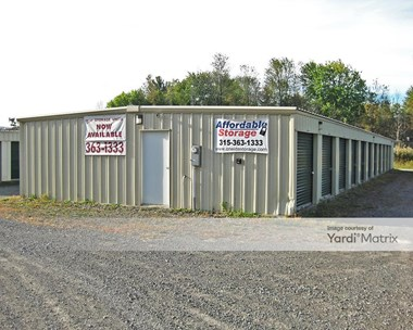 Storage Units for Rent available at 125 Monahan Place, Oneida, NY 13421 Photo Gallery 1