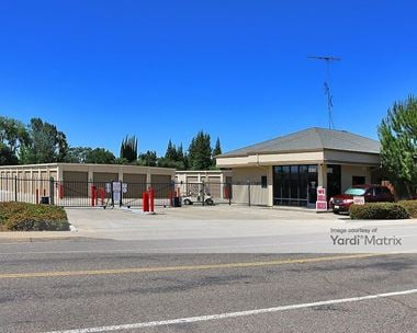 Storage Units for Rent available at 590 Levy Road, Folsom, CA 95630