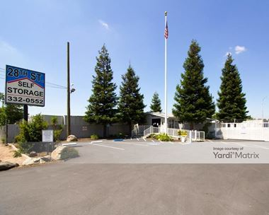 Storage Units for Rent available at 7029 28th Street, North Highlands, CA 95660