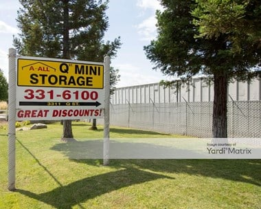 Image for United Self Storage - 3311 Q Street, CA