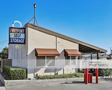 Image for Freeport Self Storage - 1476 Blair Avenue, CA