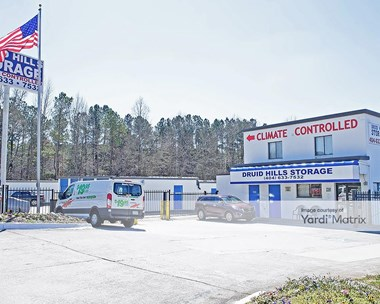 Storage Units for Rent available at 3391 North Druid Hills Road, Decatur, GA 30033 Photo Gallery 1