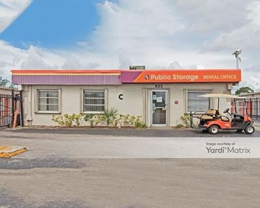 Storage Units for Rent available at 833 South Military Trail, West Palm Beach, FL 33415