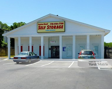Image for Canton Road Self Storage - 4755 Canton Road, GA