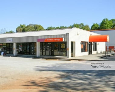 Storage Units for Rent available at 8773 Dunwoody Place, Sandy Springs, GA 30350 Photo Gallery 1