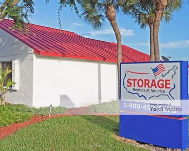 Storage Units for Rent available at 7000 North Military Trail, West Palm Beach, FL 33410