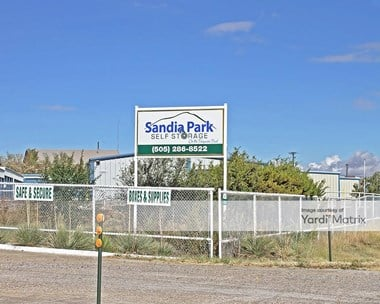 Image for Sandia Park Self Storage - 12563 Highway 14, NM