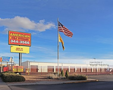 Image for American Self Storage - 720 Candelaria Road NE, NM