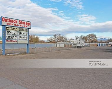 Storage Units for Rent available at 3507 Main Street SE, Los Lunas, NM 87031